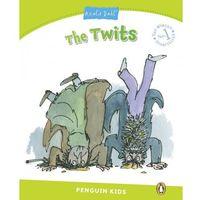 The Twits. Penguin Kids. Poziom 4, Roald Dahl