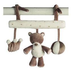 Nattou, Zabawka do fotelika samochodowego, Niedźwiadek Tom