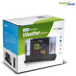 Bezprzewodowa stacja pogodowa GreenBlue GB140 3D