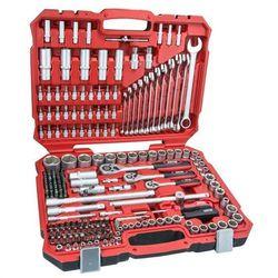 Zestaw kluczy nasadowych HARTSSON 17K216 1/4 cala 1/2 cala (216 elementy) + DARMOWY TRANSPORT!