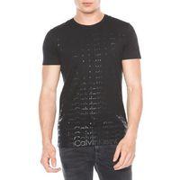 Calvin Klein Trees T-shirt Czarny XL