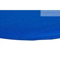Poduszka na krzesło okrągła niebieska, towar z kategorii: Krzesła i stoliki