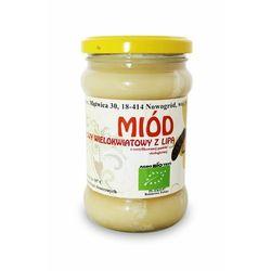 : miód lipowy bio - 380 g od producenta Miody sznurowski