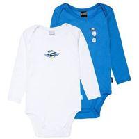 Schiesser BABY 1/1 2 PACK Body blue (4007064743634)