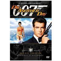 James Bond ekskluzywna edycja 2-płytowa: 007 Śmierć nadejdzie jutro (DVD) - Lee Tamahori (5903570121784)