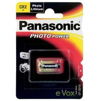 Photo lithium battery cr-2 marki Panasonic