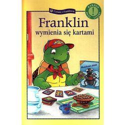 FRANKLIN WYMIENIA SIĘ KARTAMI, książka w oprawie broszurowej