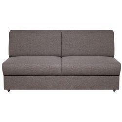 Black red white Sofa modułowa z funkcja spania anafi