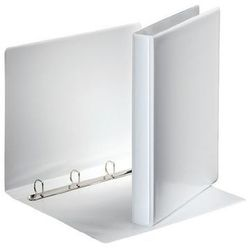 Esselte segregator ofertowy panorama ekonomiczny a4, 4dr/40, grzbiet 65mm, biały