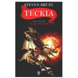 TECKLA TRZECI TOM SERII VLAD TALTOS Steven Brust, książka w oprawie miękkej