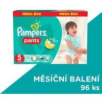 active baby pants junior - mega box (96 szt.) wyprodukowany przez Pampers