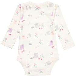 GAP 3 PACK Body pink/multicolor z kategorii Body niemowlęce