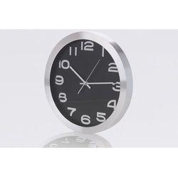 Zegar ścienny o35cm, easyprint, czarny / tg-68396 /  - zyskaj rabat 30 zł marki Toya gifts