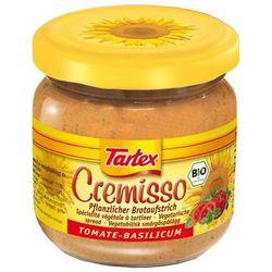 Pasta słonecznikowa pomidor - bazylia 180g bio -  od producenta Tartex