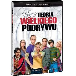 Teoria Wielkiego Podrywu, sezon 9 (DVD) - M.Cendrowski, P. Chakos, A. J. RICH (7321909343313)
