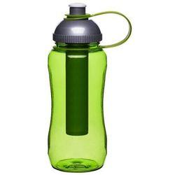Sagaform - To Go - butelka z wkładem chłodzącym, zielona - zielony