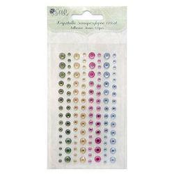 Kryształki samoprzylepne Dalprint GRKR-019/120szt. - 4 kolory - produkt z kategorii- Różności dekoracyjne