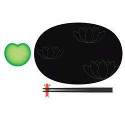 A di alessi Zestaw do sushi lily pond