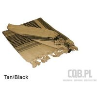 Arafatka Condor Shemagh 100% Cotton Tan/BK 201-002, CO201-002