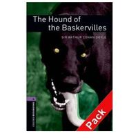OXFORD BOOKWORMS LIBRARY New Edition 4 HOUND OF BASKERVILLES with AUDIO CD PACK, pozycja z kategorii Literatur