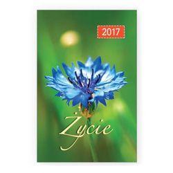Kalendarz 2017 kieszonkowy Życie (kwiatek) - sprawdź w wybranym sklepie