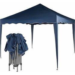 Instent ® Ekspresowy niebieski pawilon namiot ogrodowy 3x3m - niebieski (odcień granatowy) (30030310)