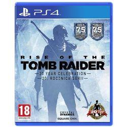 Rise of the Tomb Raider [kategoria wiekowa: 18+]
