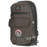 National geographic Torba na ramię  explorer sling bag - khaki, kategoria: torebki