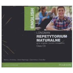 Pearson Repetytorium Maturalne 2015. Język Angielski. Poziom Rozszerzony. CD (kategoria: Nauka języka)