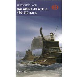Salamina-Plateje 480-479 p.n.e. (ISBN 9788311119390)