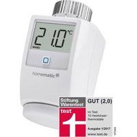 Bezprzewodowa głowica termostatyczna Homematic IP HMIP-eTRV, Zasięg maksymalny 150 m (4047976402809)