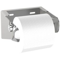 Uchwyt na papier toaletowy RODAN Franke stal szlachetna matowa