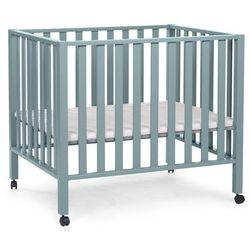 Childwood łóżeczko dziecięce i kojec, buk, jadeitowy zielony, pa94jg (5420007138011)
