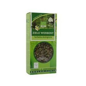 Werbena ziele herbatka ekologiczna 50gr