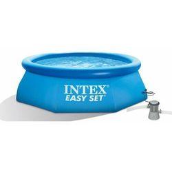 Intex Basen rozporowy 28132 easy set (366 x 76 cm) + otrzymaj dwa wybrane akcesoria gratis! + darmowy