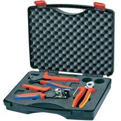 Walizka narzędziowa na narzędzia fotowoltaiczne Knipex 97 91 01 (4003773070351)