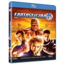 Fantastyczna czwórka (Blu-Ray) - Tim Story, kup u jednego z partnerów