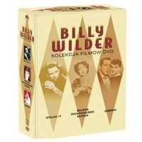 Billy Wilder - kolekcja : Stalag 17, Bulwar zachodzącego słońca, Sabrina (3xDVD) - Billy Wilder