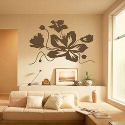 Kwiaty 1197 szablon malarski marki Deco-strefa – dekoracje w dobrym stylu