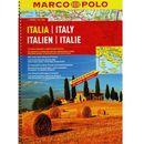Włochy Atlas 1:300 000, Daunpol