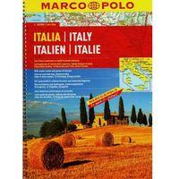 Włochy Atlas 1:300 000 (ilość stron 184)