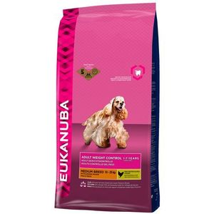adult medium weight control 15kg marki Eukanuba