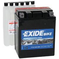 Akumulator motocyklowy Exide YTX14AH-BS 12Ah 210A
