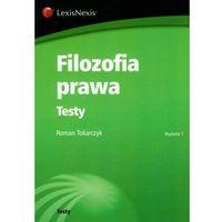 Filozofia prawa Testy (104 str.)