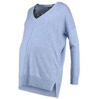 Topshop Maternity Sweter lightblue, 44K01KPBL