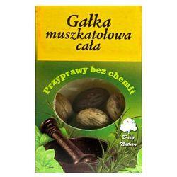 (p): gałka muszkatołowa cała - 30 g wyprodukowany przez Dary natury