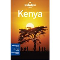 Kenia Lonely Planet Kenya (408 str.)