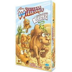 Przebiegłe wielbłądy: wszystko na jedną kartę, marki Lucrum games