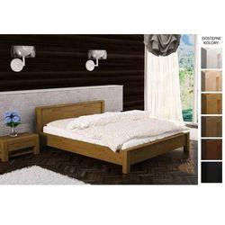 łóżko drewniane denver 140 x 200 marki Frankhauer