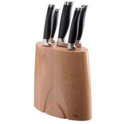 Jamie oliver Zestaw 5 noży z blokiem